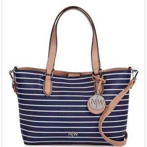 Nine West Bryn Trap Tote